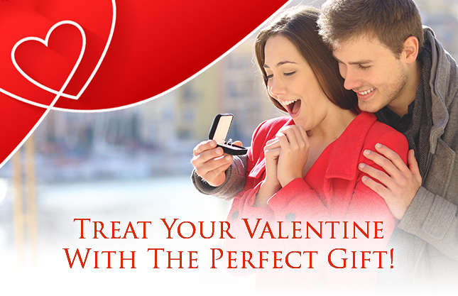 Treat Your Valentine