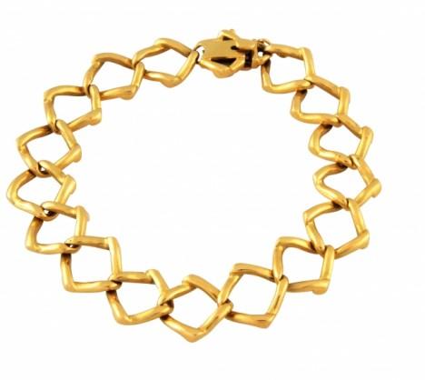 Bracelets | Tiffany Paloma Riagro Gold Link Bracelet