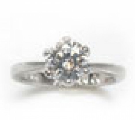45f6610f83f9cc Round Brilliant Diamond Rings |